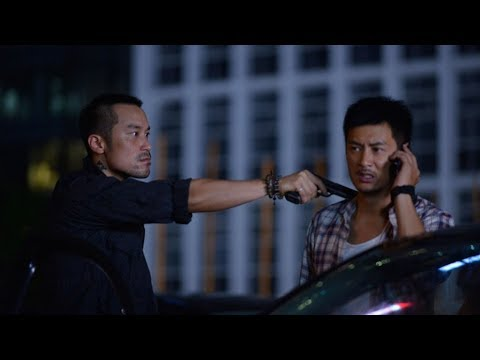 Wild city   chinese crime action movie