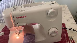 Wie reinigt man die Nähmaschine Singer 8280