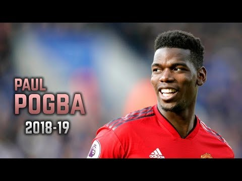 Download Paul Pogba 2018-19 | Dribbling Skills & Goals HD Mp4 3GP Video and MP3