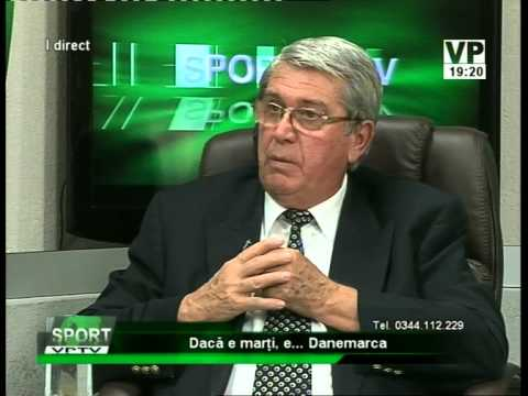 Emisiunea Sport VPTV – Virgil Dridea, Florin Bercea și Florin Pârvu – 17 noiembrie 2014
