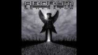 aborym . disgust rage (sic transit gloria mundi)