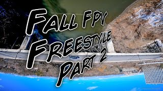 Fall FPV Freestyle: Take Two