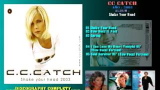 CC CATCH - SOUL SURVIVOR 98`(VOCAL VERSIÓN) Original
