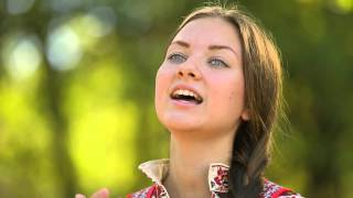"""Елизавета Антонова - """"Ой у вишневом у саду"""""""