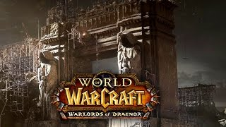 WoW Warlords of Draenor Soundtrack (Collector's Edition)