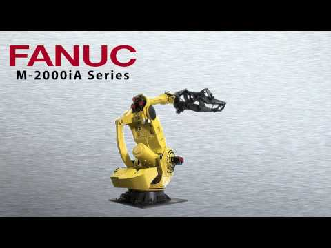 FANUC M-2000iA Industrial Robot Series