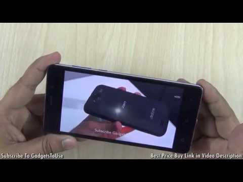 Gionee Marathon M4 Unboxing, Overview, Camera and Gaming