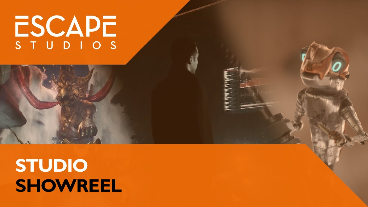 Escape Studio Showreel 2019