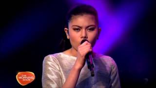 Marlisa Punzalan - Forever Young (Live) - X Factor Australia and The Morning Show