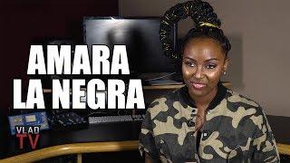 Amara La Negra on Being Discouraged to Date Black Men to