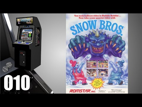 Snow Bros  2 - With New Elves / Otenki Paradise ROM < MAME