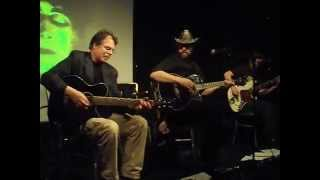 Tongue Tied - Martin Metcalfe & The Fornicators - 29 June 2014 - Voodoo Rooms, Edinburgh