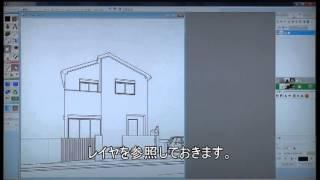 Piranesi6.1動画エッジの使い方