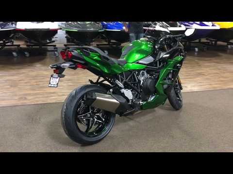 2018 Kawasaki Ninja H2 SX SE In Murrieta California