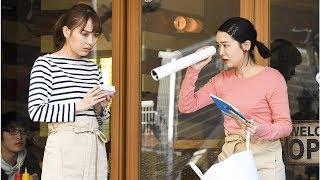 mqdefault - 内田理央、ドラマ『向かいのバズる家族』放送中に同じシーンをインスタで完コピ!?