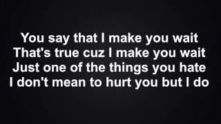 Cher Lloyd - Just Be Mine - Lyrics Video