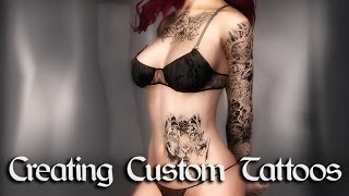 Tutorial: Creating Custom Tattoos and Body Textures