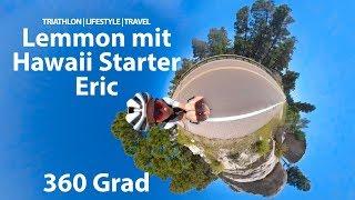Mount Lemmon mit Hawaii Starter Eric - 360 Video