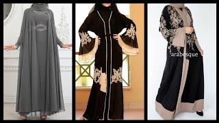 Trendy Abaya Designs 2020/stylish Abayas Design Collection |Arabic Hijab Burka Fashion