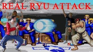 Game in Real Life [Episode 4] - Ryu Attack