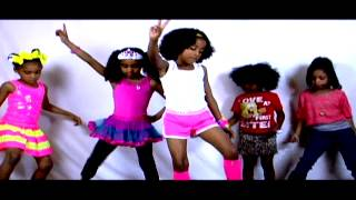 """Baby Erin New Orleans Princess of Bounce video """"School House Rock"""""""