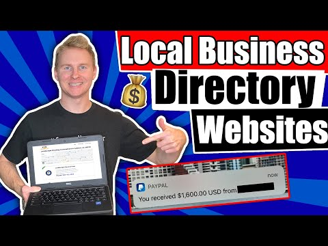 How To Build A Directory Website From Scratch Step By Step (PASSIVE Income Machine)