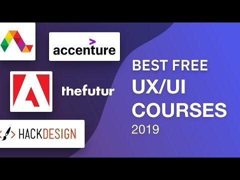 Best Free UX/UI Courses 2019 | Design Essentials - YouTube