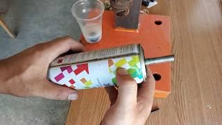 Ручки для напильников из эпоксидной смолы. Часть 2