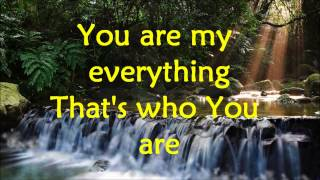 Bishop Paul S. Morton Sr.- That's Who You Are - Lyrics