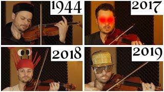 Evolution Of Meme Music PART 5 (Plus Tik Tok)   1944 2019