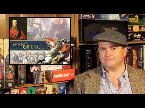 The Discriminating Gamer: War & Peace