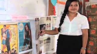 Anielka, working girl, young woman of the year by Glamour Magazine
