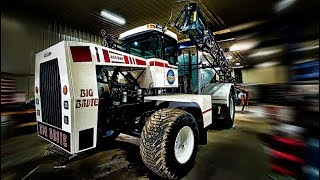 The BIG BRUTE Is Born - Time Lapse - Welker Farms Inc