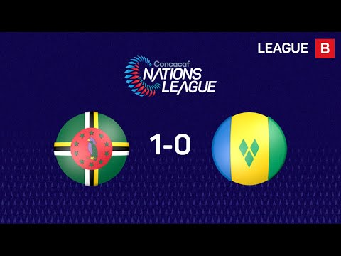 #CNL Highlights - Dominica v St. Vincent and the Grenadines