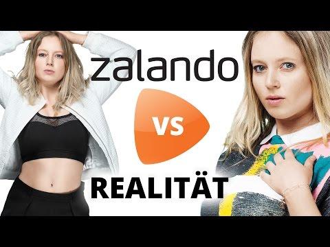 Werbung vs Realität I ZALANDO TV - Spot nachgestellt 2016