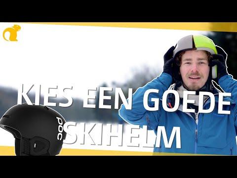 Wat maakt een skihelm een GOEDE helm?
