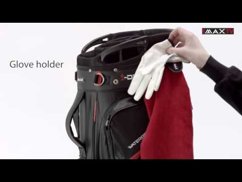 Big Max Aqua Tour Cart Bag - Presentation