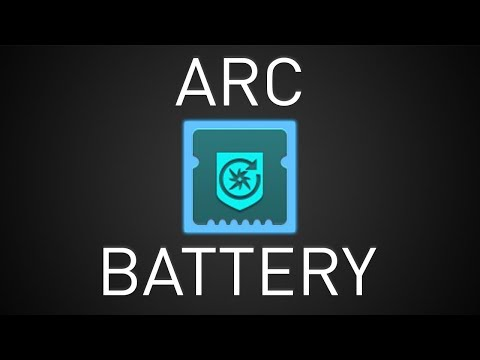 ARC BATTERY is Awesome (Destiny 2 Artifact Mod Review)