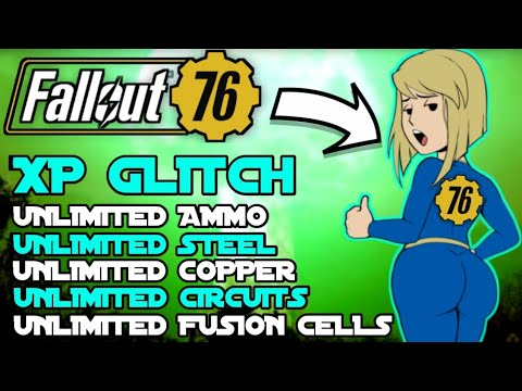 Fallout 76: Top 7 glitches! All working glitches! Duplication glitch