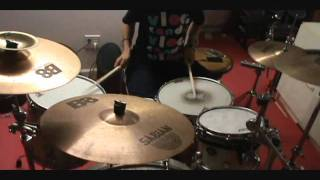 Bayside - Sinking and Swimming on Long Island Drum Cover