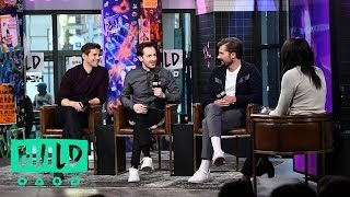 Gwilym Lee, Joe Mazzello & Allen Leech Talk