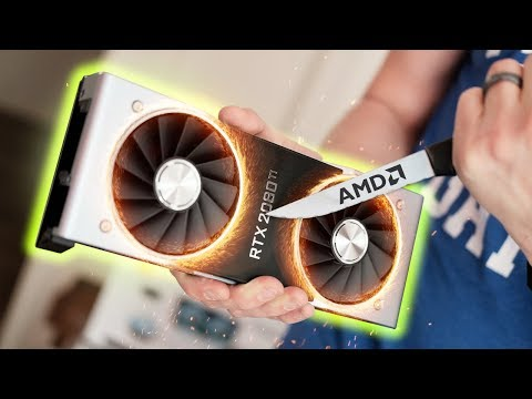 AMD's RTX 2080 Ti Destroyer? - Thủ thuật máy tính - Chia sẽ