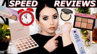 SPEED REVIEWS! Thoughts on Random Products I