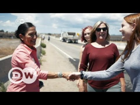 US elections: A (Native American) woman's place is in the House? | DW News