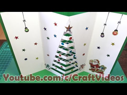 How To Make Christmas Cards For Kids