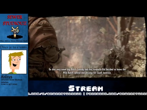 STREAM | 18:50 | Call of Juarez: Gunslinger