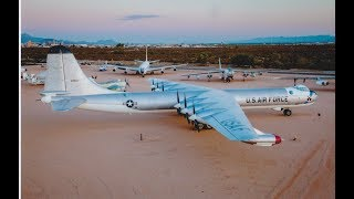 Restoration of the last B-36 Bomber in Ft Worth