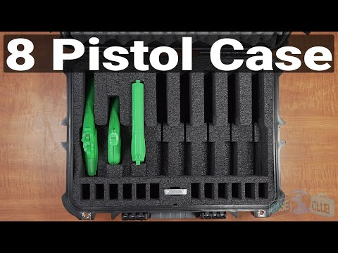 8 Pistol Case - Featured Youtube Video
