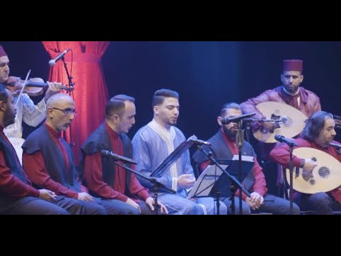 Amsterdam Andalusisch Orkest & Tevazu: FULL CONCERT Spiritual Crossroads