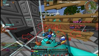 HCF Trapping Montage #2  KILLED HACKER WITH SO MUCH LOOT AND KNOCKING PEOPLE IN TRAP WHILE INVIS!!